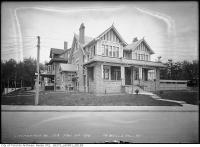 Historic photo from Thursday, May 20, 1915 - Exterior of 14 Wells Hill Road in Casa Loma