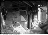 Historic photo from Monday, May 14, 1917 - Inside the new construction at 41 Huron Street in Chinatown (Spadina Ave)