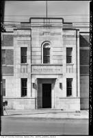Historic photo from Thursday, March 30, 1933 - Montgomery Police Station, Yonge Street north of Eglinton in North Toronto