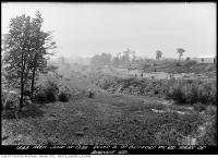 Historic photo from Monday, June 10, 1935 - Dump south of Bedford Park Road east of Avenue Road in Bedford Park