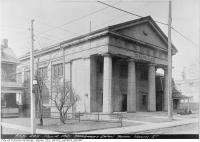 Historic photo from Friday, March 4, 1921 - Margaret Eaton School, North Street (now Bay Street) in Yorkville