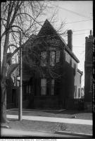 Historic photo from Friday, April 1, 1921 - 51 Yorkville Avenue near Bay - Terauley Street Extension in Yorkville