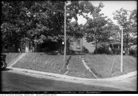 Historic photo from Thursday, August 4, 1921 - Northeast corner Woodbine and Duvernet in Upper Beach
