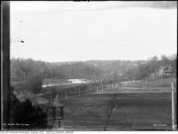 Historic photo from Saturday, November 9, 1912 - General view  of Riverdale Park east side of Don river and playing field in Riverdale park