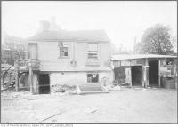 Historic photo from Thursday, May 15, 1913 - 7 Rosedale Lane (rear view) in Rosedale