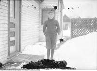 Historic photo from Tuesday, March 21, 1916 - John Connolly, 55 Caledonia Avenue in Little Italy (St. Clair)