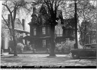 Historic photo from Tuesday, May 12, 1953 - 623 Sherbourne Street in Upper Jarvis