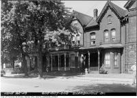 Historic photo from Monday, June 22, 1953 - 605-607-609 Sherbourne Street in Upper Jarvis