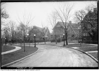 Historic photo from Tuesday, May 6, 1919 - Chestnut Park Road - Rosedale in Rosedale