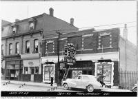 Historic photo from Wednesday, July 27, 1949 - Eclipse Theatre at 393 Parliament Street - Opened 1947, closed 1951 in Regent Park