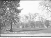 Historic photo from Tuesday, October 14, 1913 - General view of Clarence Square at Wellington and Spadina in Entertainment District