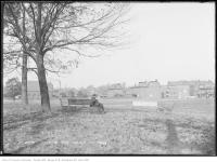 Historic photo from Wednesday, October 15, 1913 - Keele Street Park (now Oakmount Park?) in The Junction