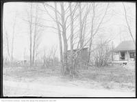 Historic photo from Thursday, May 14, 1914 - Wards Island - rear 74 Lakeshore Ave in Toronto Island