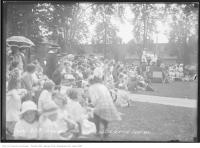 Historic photo from Saturday, August 28, 1915 - Leslie Grove Playground  Festival in Leslieville