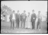 Historic photo from Wednesday, September 1, 1915 - Model Playground staff - Exhibition Grounds in CNE