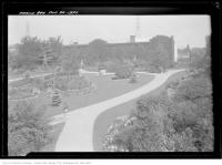 Historic photo from Tuesday, August 24, 1920 - Percival Gardens - Exhibition (film neg.) in CNE