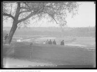 Historic photo from Saturday, May 13, 1922 - Riverdale Park - panorama looking east in Riverdale park