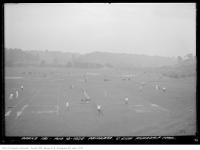 Historic photo from Saturday, August 16, 1924 - Panorama of lawn tennis courts in Riverdale Park, east side in Riverdale park
