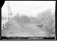 Historic photo from Friday, November 3, 1933 - Lawrence Park Ravine - south of Lympstone in Lawrence Park