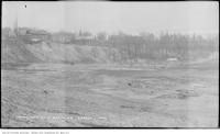Historic photo from Saturday, May 11, 1912 - Riverdale Park : looking northwest from near Gerrard St in Riverdale park