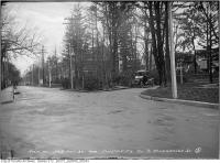 Historic photo from Friday, October 30, 1914 - Chestnut Park Road and Roxborough Street in Rosedale