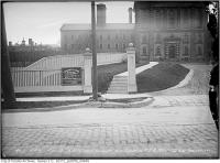 Historic photo from Tuesday, May 4, 1915 - 548 Gerrard - Toronto Gaol - frost in Riverdale
