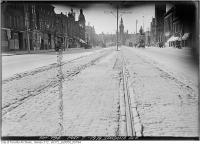 Historic photo from Wednesday, May 7, 1919 - Spadina Ave. south of College St. - Star Cafe in Chinatown (Spadina Ave)