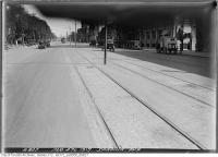 Historic photo from Wednesday, August 27, 1919 - Looking north on Spadina Ave. in Chinatown (Spadina Ave)