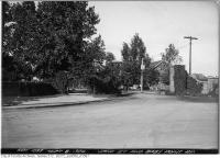 Historic photo from Tuesday, September 8, 1925 - Baby Point Rd. and Jane St in Baby Point