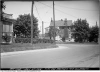 Historic photo from Tuesday, July 27, 1926 - Northwest corner Pretoria and Ellerbeck in Playter Estates