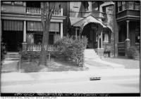 Historic photo from Wednesday, May 31, 1933 - 107-109 Cowan Ave in Parkdale