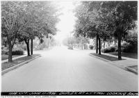 Historic photo from Tuesday, June 11, 1935 - Duplex at Lytton looking south in Lytton Park