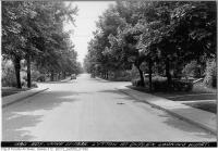 Historic photo from Tuesday, June 11, 1935 - Lytton at Duplex looking west in Lytton Park