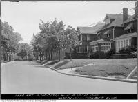 Historic photo from Wednesday, June 2, 1937 - West side Avoca Avenue south of Pleasant Boulevard in Moore Park