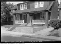 Historic photo from Tuesday, August 12, 1947 - Duplex at 95 Nairn Avenue in Little Italy (St. Clair)