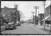 Historic photo from Monday, March 28, 1949 - 283 Christie Street just south of Dupont in Seaton Village