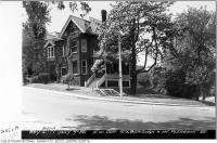 Historic photo from Friday, July 7, 1950 - Northwest corner Roxborough & Mt. Pleasant Road in Rosedale