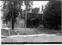 Historic photo from Wednesday, July 15, 1953 - 3 and 5 Roxborough Street East in Rosedale