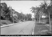 Historic photo from Wednesday, September 20, 1922 - North on Avoca to St. Clair in Moore Park