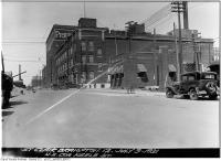 Historic photo from Thursday, July 9, 1931 - St. Clair Avenue west to Keele Street in The Junction