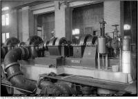 Historic photo from Monday, December 28, 1925 - M.G. DeLaval turbine pump at the HLPS in Republic of Rathnelly