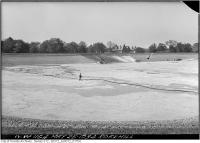 Historic photo from Friday, May 25, 1934 - Rosehill Reservoir - Empty in Rosehill