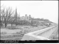 Historic photo from Monday, April 1, 1935 - R.C. Harris Water Filtration Plant from the south-west in Fallingbrook