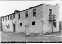 Historic photo from Thursday, May 29, 1952 - 330 Carlaw Avenue - Office Building, Sturgeons in Leslieville