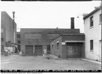Historic photo from Thursday, May 29, 1952 - 330 Carlaw Avenue - warehouse and manufacturing, Sturgeons in Leslieville