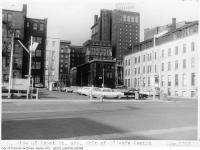 Historic photo from Thursday, November 3, 1960 - Front Street, north side opposite O'Keefe Centre at Scott Street in St. Lawrence