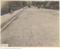Historic photo from Tuesday, July 5, 1904 - Old concrete St. George Street south of Dupont in The Annex