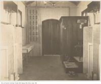 Historic photo from Thursday, February 22, 1906 - Interior of the Cottingham Street Mens lavatory at Yonge Street in Summerhill