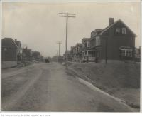 Historic photo from 1890 - Havelock Street looking south to College Street in Dufferin Grove