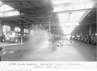 Historic photo from Wednesday, April 24, 1935 - Coach washing, Davenport Garage, Hillcrest in Wychwood Park